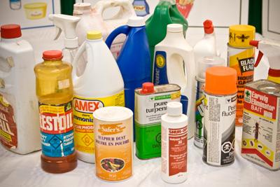 Waste Check Hhw Household Hazardous Waster
